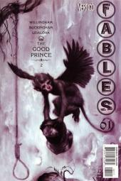Fables (2002) -61- Forsworn: chapter two of the good prince