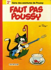 Poussy -2- Faut pas Poussy