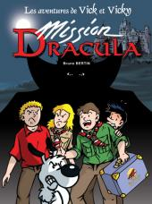 Vick et Vicky (Les aventures de) -14- Mission Dracula