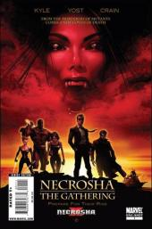 X Necrosha (2009) - The gathering