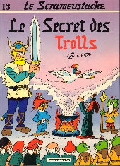 Le scrameustache -13- Le secret des Trolls