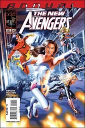 New Avengers (The) (2005) -AN3- Annual : Dark reign