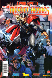 Marvel Heroes (Marvel France - 2007) -26- La séparation
