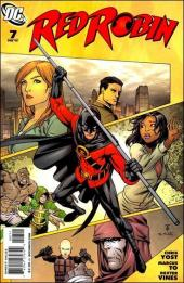 Red Robin (2009) -7- Council of spiders part 3