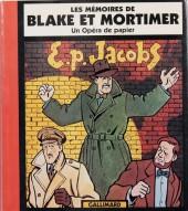 (AUT) Jacobs, Edgar P. -3a96- Les Mémoires de Blake et Mortimer - Un Opéra de papier