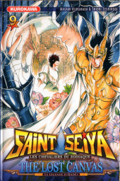 Saint Seiya the lost canvas -9- Volume 9