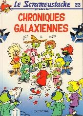 Le scrameustache -22- Chroniques galaxiennes