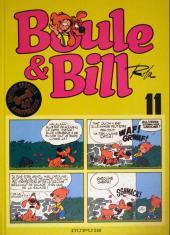 Boule et Bill -02- (Édition actuelle) -11- Boule & Bill 11