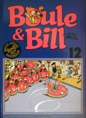 Boule et Bill -02- (Édition actuelle) -12- Boule & Bill 12