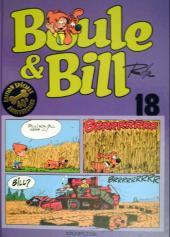 Boule et Bill -02- (Édition actuelle) -18- Boule & Bill 18