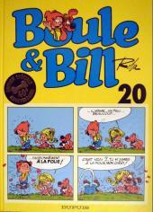 Boule et Bill -02- (Édition actuelle) -20- Boule & Bill 20