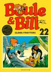 Boule et Bill -02- (Édition actuelle) -22- Boule & Bill 22 - Globe-trotters