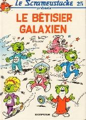 Le scrameustache -25- Le bêtisier galaxien