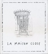 Couverture de La maison Close - La Maison Close