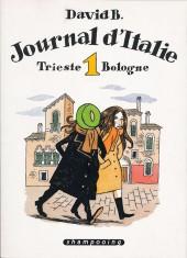 Journal d'Italie -1- Trieste - Bologne