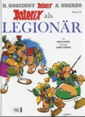 Astérix (en allemand) -10- Asterix als Legionär
