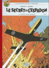 Blake et Mortimer -1Soir- Le Secret de l'Espadon - Tome I - La Poursuite fantastique