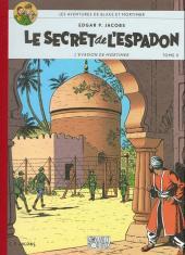 Blake et Mortimer (Les Aventures de) -2Toilé Soir- Le Secret de l'Espadon - Tome II - L'Evasion de Mortimer