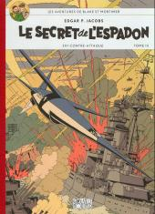 Blake et Mortimer (Les Aventures de) -3Toilé Soir- Le Secret de l'Espadon - Tome III - SX1 contre-attaque