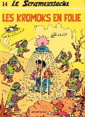 Le scrameustache -14- Les Kromoks en folie