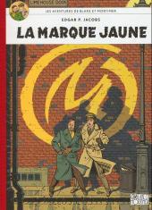 Blake et Mortimer -6Soir- La marque jaune
