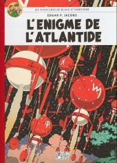 Blake et Mortimer (Les Aventures de) -7Soir- L'énigme de l'Atlantide