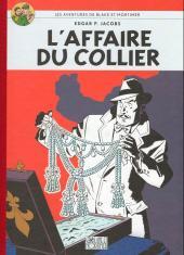 Blake et Mortimer (Les Aventures de) -10Soir- L'affaire du collier