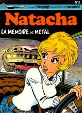 Natacha -3d88- La mémoire de métal