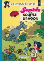 Sophie (Jidéhem) -11- Sophie et le souffle du dragon