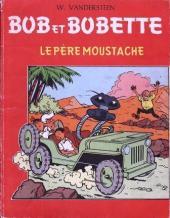 Bob et Bobette -54- Le Père Moustache