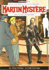 Martin Mystère -7- Les Treize Travaux - Le Code Caravage