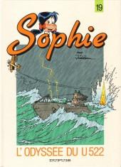 Sophie (Jidéhem) -19- L'odyssée du U 522