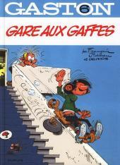 Gaston (2009) -6- Gare aux gaffes