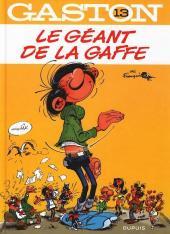 Gaston (2009) -13- Le géant de la gaffe