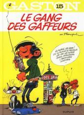 Gaston (2009) -15- Le gang des gaffeurs
