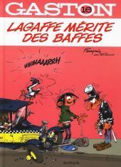 Gaston (2009) -16- Lagaffe mérite des baffes