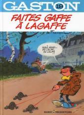 Gaston (2009) -19- Faites gaffe à Lagaffe
