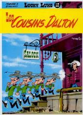 Lucky Luke -12e08- Les cousins Dalton