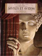 Murena (en latin) -1- Murex et aurum