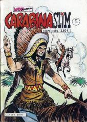 Carabina Slim -113- Le vol du corbeau rouge