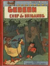 Gédéon -9- Gédéon chef de brigands