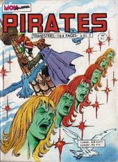 Pirates (Mon Journal) -62- Cap'tain Rik Erik - Du sang sur les blue-jeans
