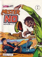 Mister No -5- Trahison