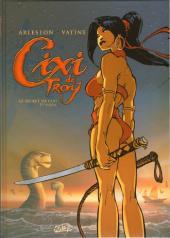 Cixi de Troy -1- Le secret de Cixi (1ère partie)