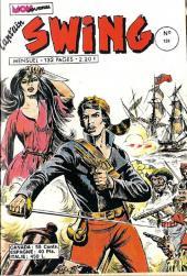 Capt'ain Swing! (1re série) -124- L'île maudite