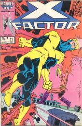 X-Factor (Marvel comics - 1986) -11- Redemption !