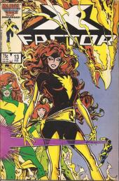 X-Factor (Marvel comics - 1986) -13- Ghosts !