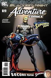 Adventure Comics (2009) -5508- He primed me part 2 : flame war