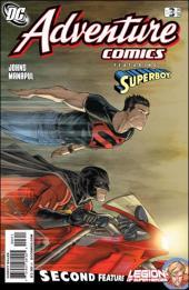 Adventure Comics (2009) -3506- Superboy the boy of steel part 3