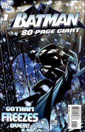 Batman (One shots - Graphic novels) -OS- Batman: Gotham freezes over